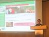 Tierschutzpreis 2013: Almuth Riedel bei der Darstellung des Projekts
