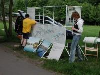 Umweltbus Lumbricus am Kemnader Stausee