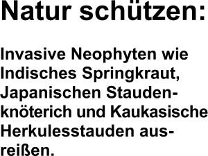 5 Neophyten